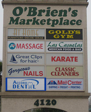 Obrien's Marketplace Dentist